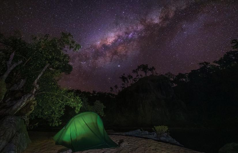 Starcamping