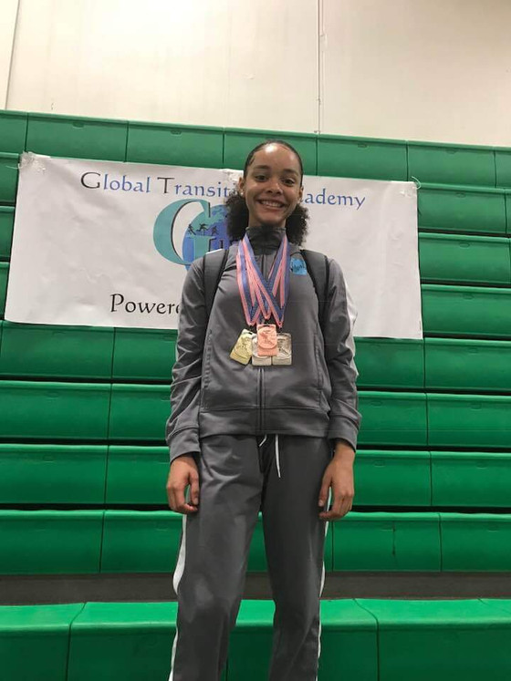 Global Transitions Academy gearing up for 2019 track and field season opener.