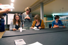 ISSP Final Sergisi, Ağustos 20124-12 Ağustos, Letonya atölyesinden