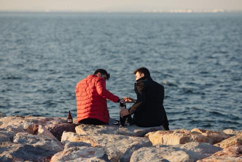 Esin İlmen & U.Oluş Beklemez, Karantina