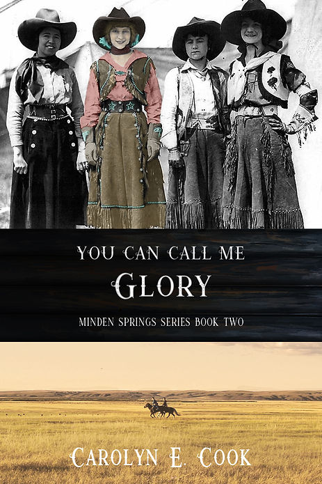 You Can Call Me Glory eBook Cover Retail