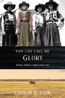 You Can Call Me Glory eBook Cover Large.