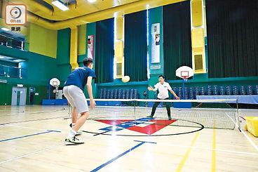 手綿球教練培訓 手綿球體驗 香港新興運動