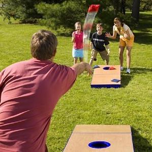 投擲運動 項目 體驗活動