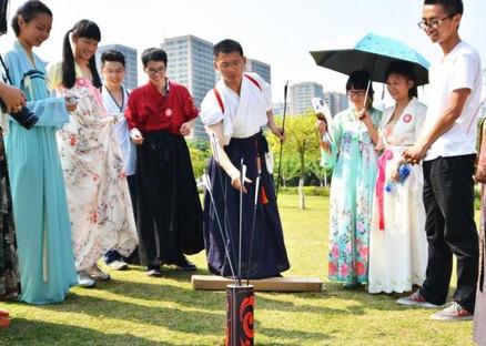 傳統文化體驗