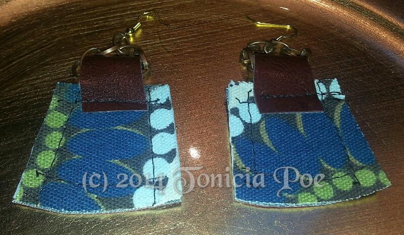 Sanifa Earrings by Toni