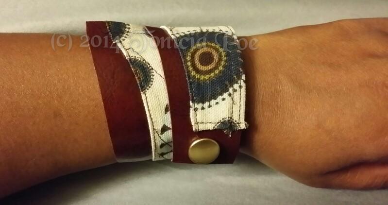 Tika Wrap bracelet 1