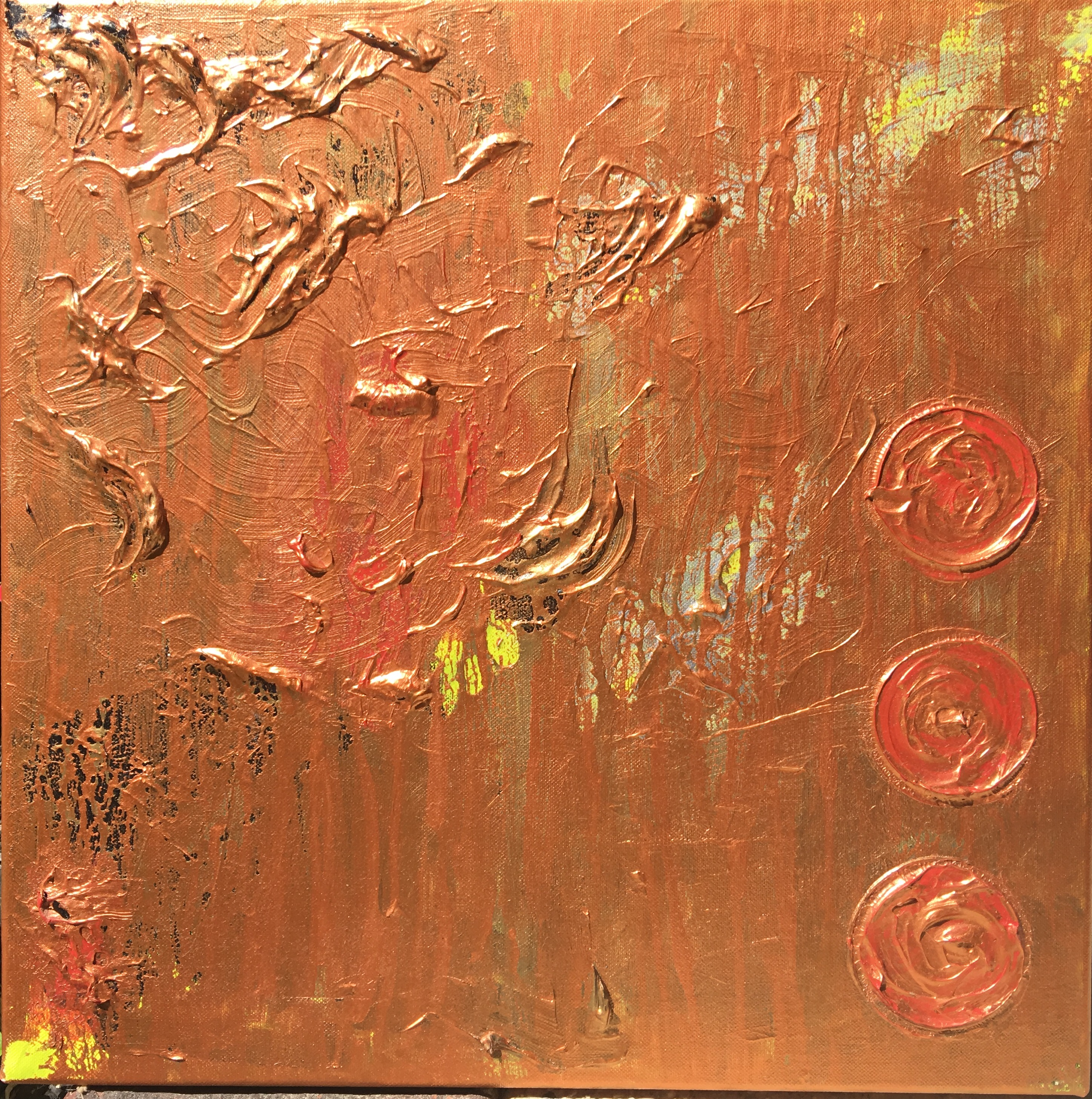 Copper by Toni Poe