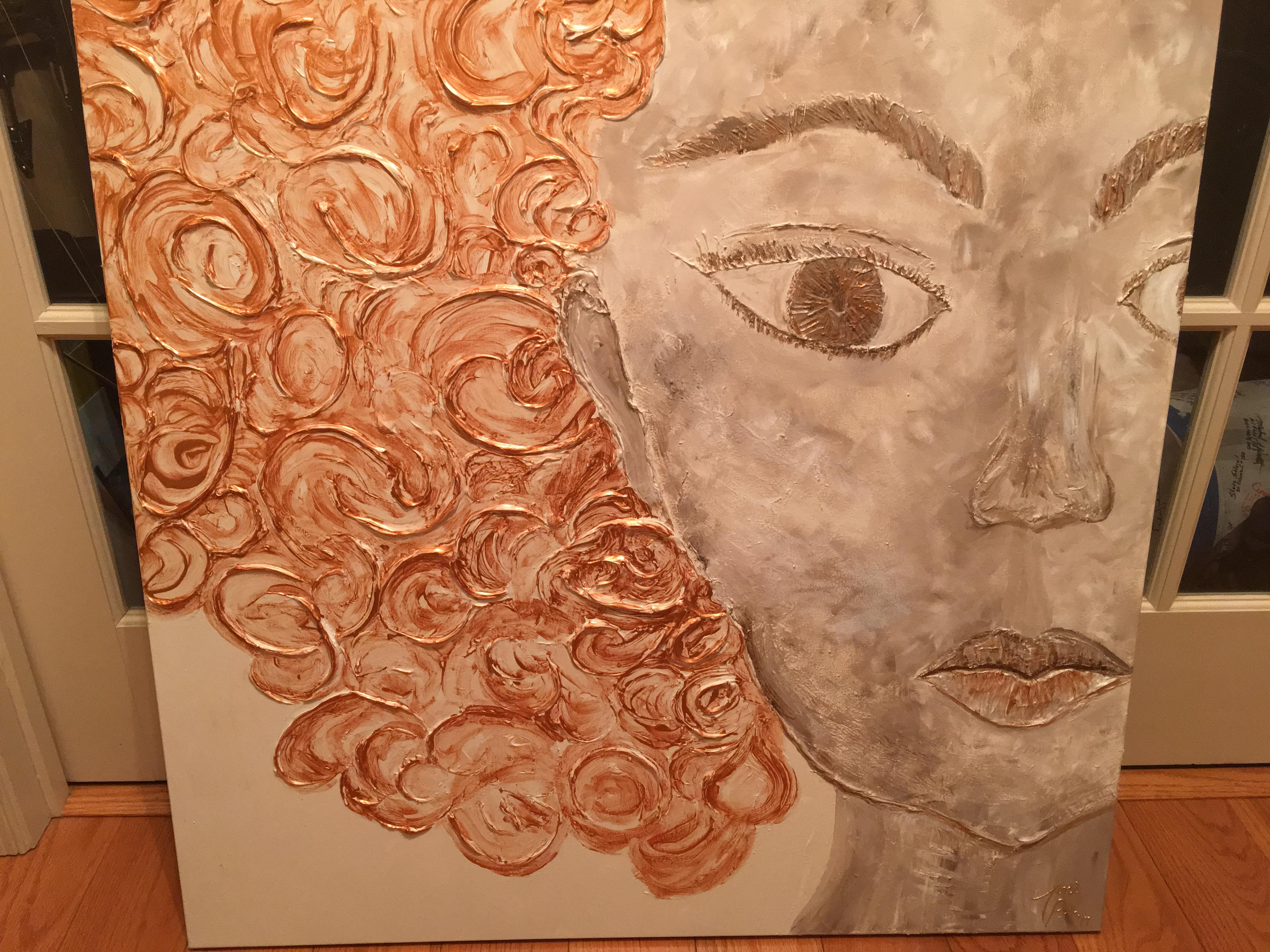 Vanessa art by Toni Poe