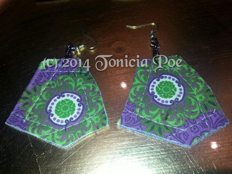 Neyata Earrings by Toni