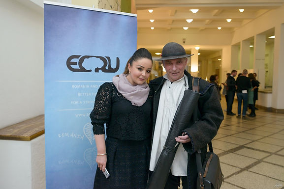 """Official ECRU Launch & Charitable Concert """"A Century of Longing..."""""""