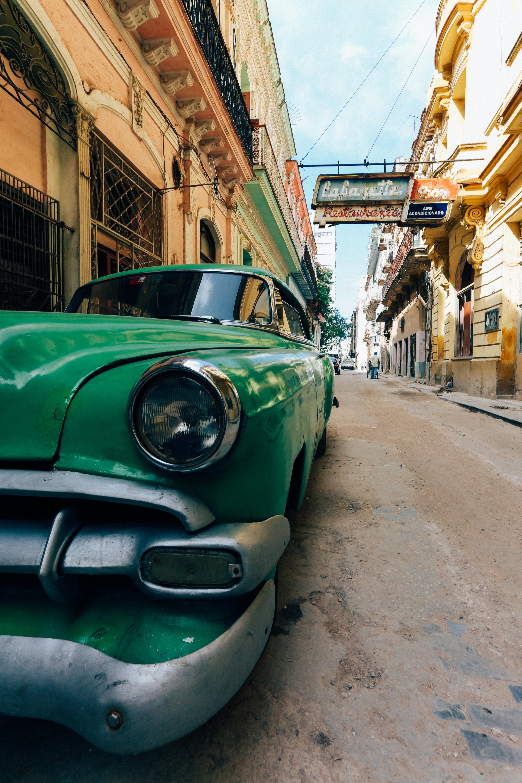 La fayette, Havana