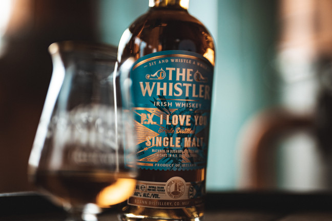 The Whistler Whiskey