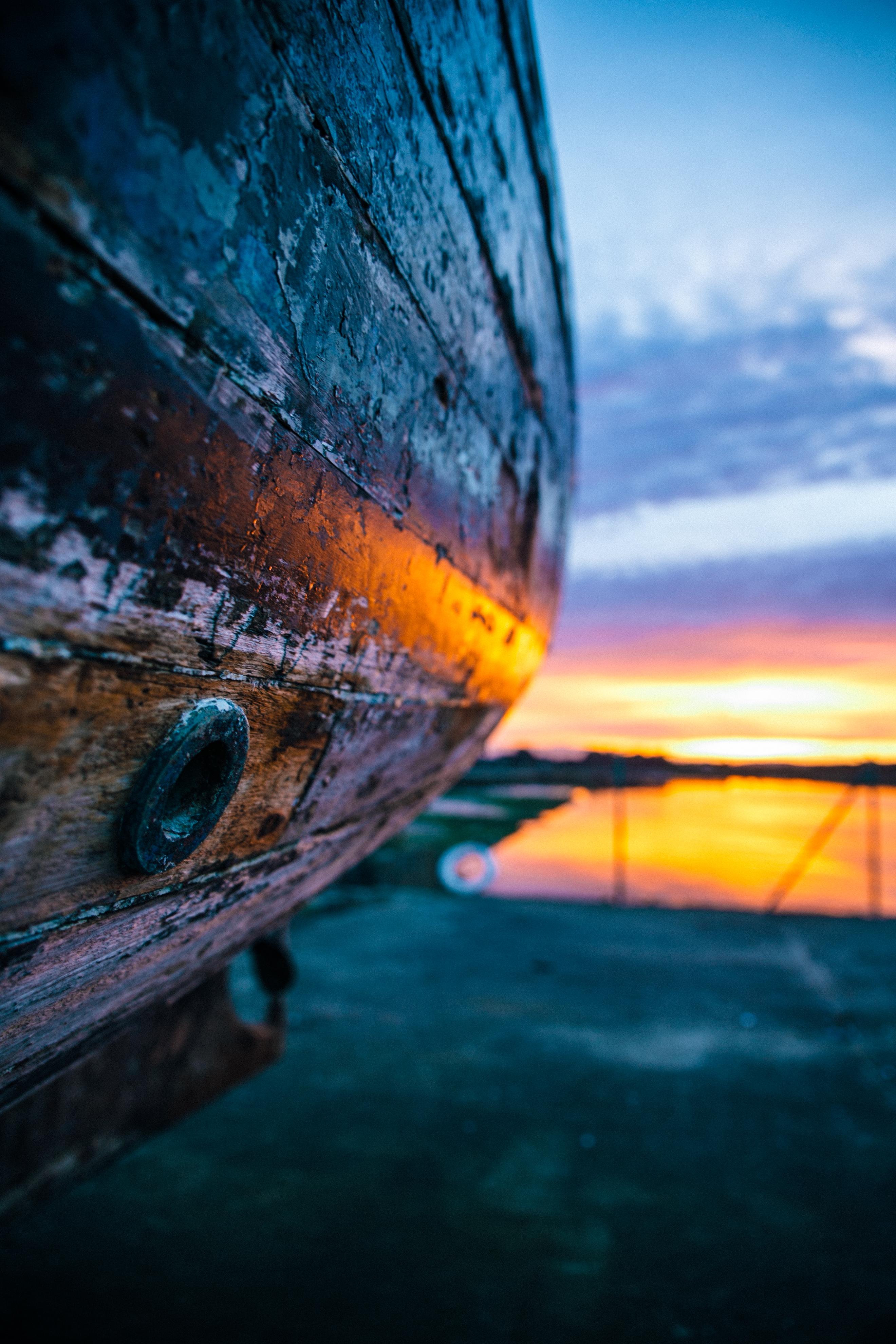 Old Pilot Boat (2), Boyne Estuary 2