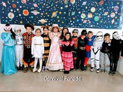 Carnivale Parade