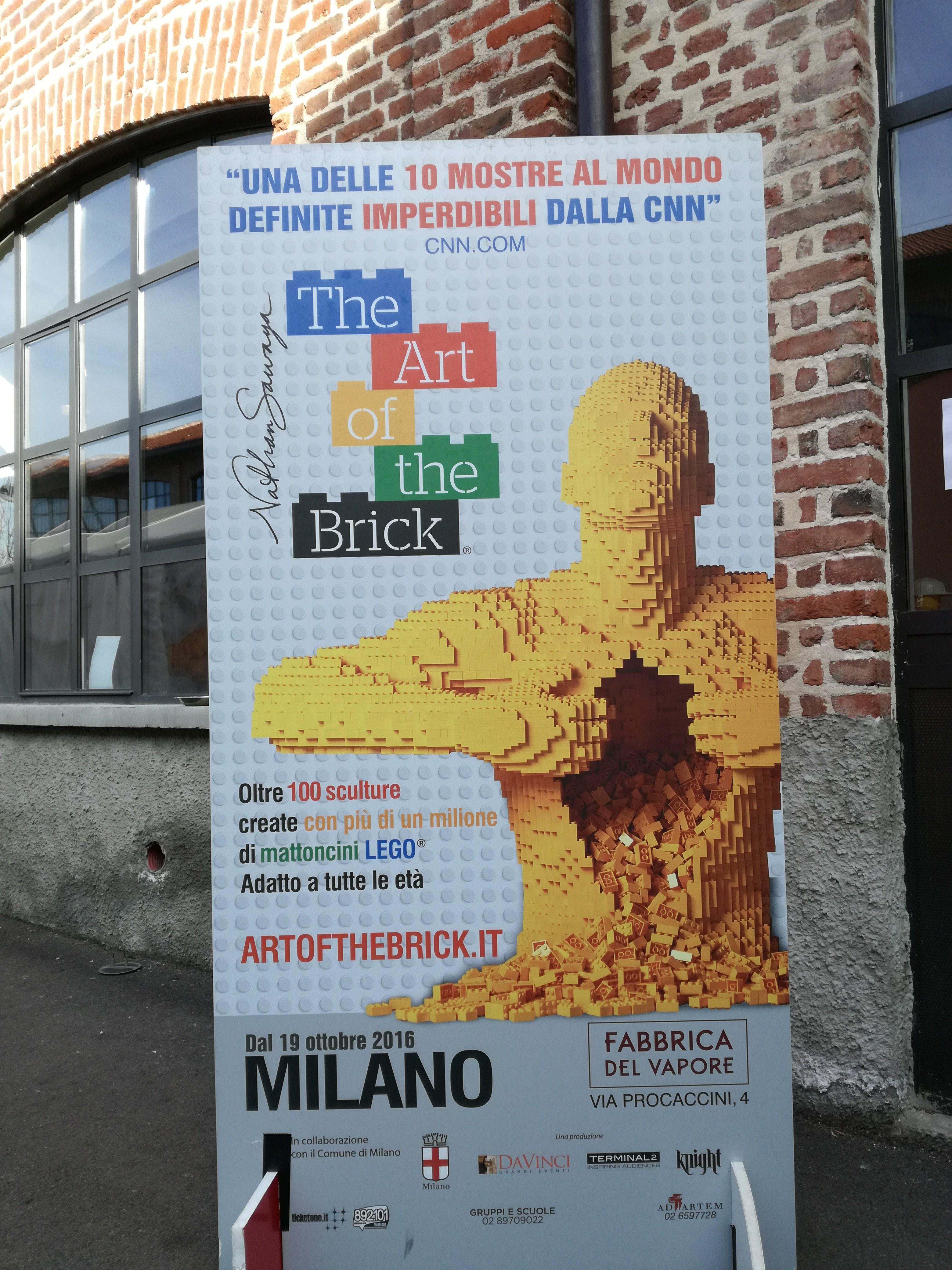 Art of the brick