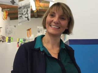 Conosciamo lo staff della KIS: Catherine Despretz