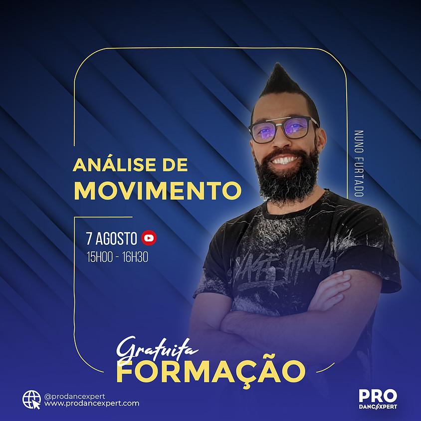 Análise do Movimento   PRODancexpert by Nuno Furtado