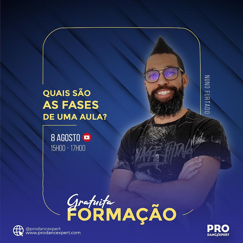 Fases de uma Aula   PRODancexpert by Nuno Furtado