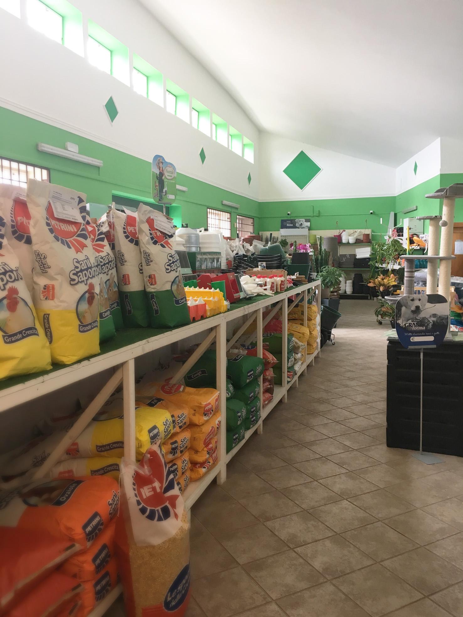Centro Agricolo Lopez Acilia-Ostia
