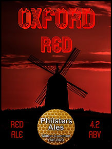 OXFORD RED