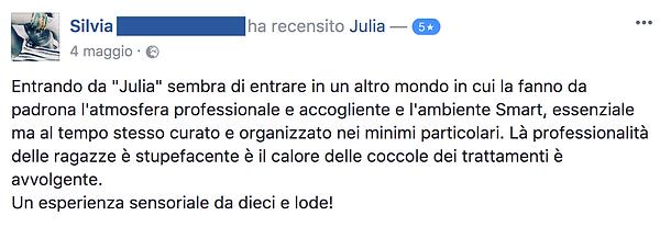julia centro estetico