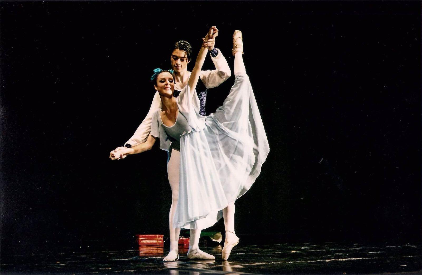 danse des etoiles danza roma