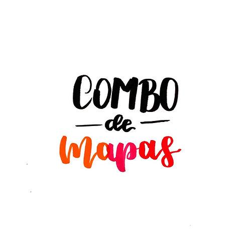 COMBO PROMOCIONAL- TODOS OS MAPAS