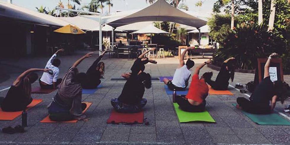 Free Morning Yoga 21.05.19
