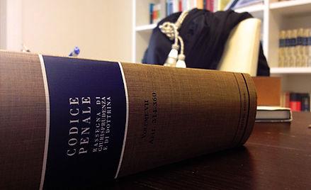 Studio Legale Barberi: diritto penale