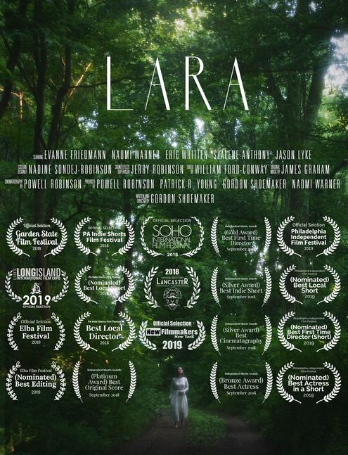 Lara (10mins. Drama/Short)