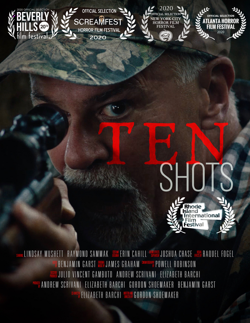 Ten Shots (9 mins. Thriller/Short)