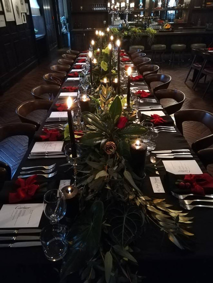 Cartier New Year Dinner at Soho House Istanbul