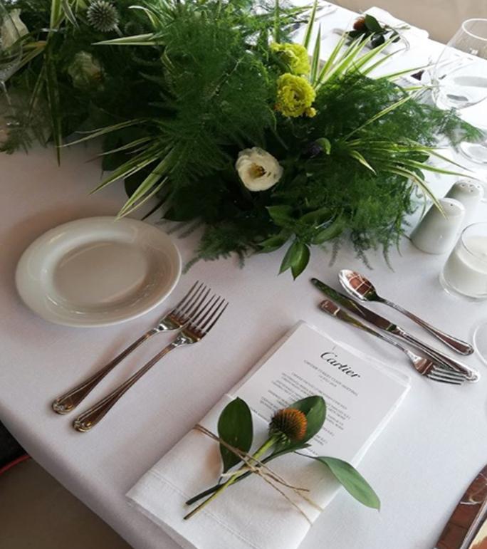Cartier Event at Halas yacht