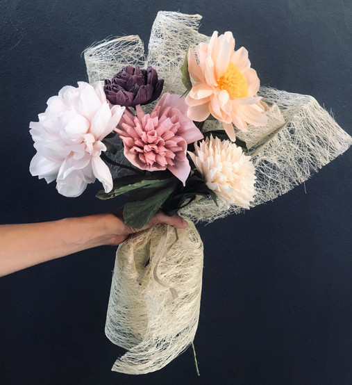 Parla Flower Art Paper Flower Bouquet