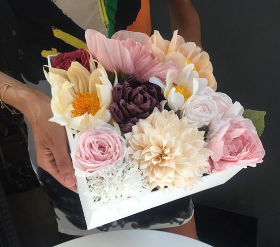 Parla Flower Art Kutu Aranjman