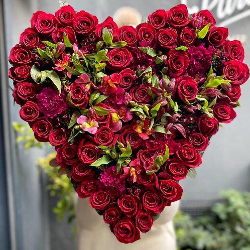 Dev Aşk Kalp Aranjmanı