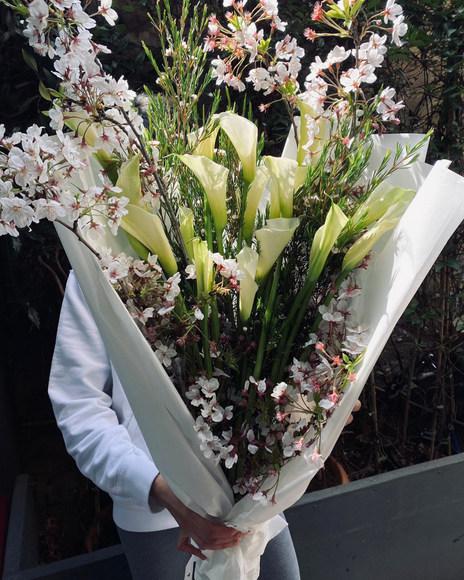 PARLA FLOWER BAHAR BUKETİ