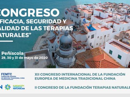 """Invitación: II Congreso FTN """"Eficacia, seguridad y calidad de las Terapias Naturales"""""""