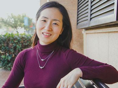 Psychologist Cressy Wang