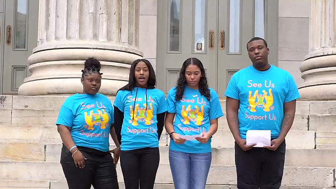 The Osborne Association's Youth Action Council created this video in advance of their advocacy day in Albany this past spring.
