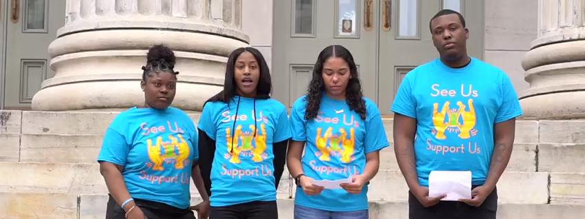 Osborne Association YAC youth PSA on Visiting