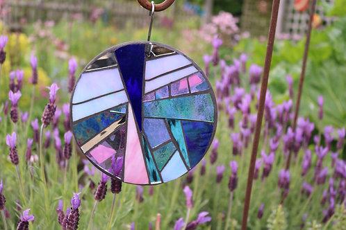 Glass Hanging Garden Mosaic: Geometry