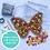 Thumbnail: Sunshine Garden Butterfly- Garden Mosaic Craft Kit