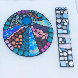 glass mosaic workshop