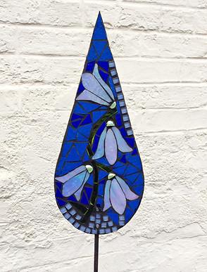 craft workshop glass mosaic garden sculpture