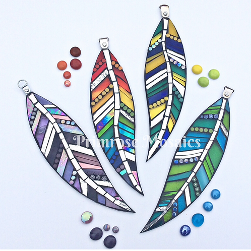Hanging Garden Feathers