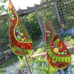 Suncatchers- Garden Focal Point