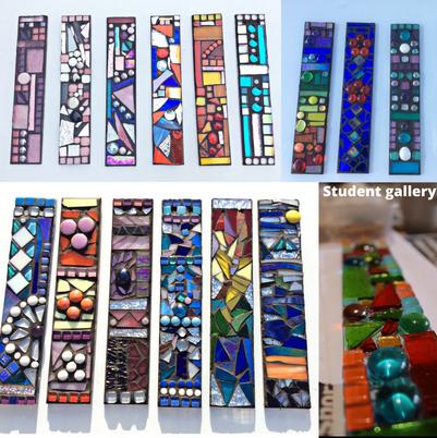 swindon craft workshops glass mosaic