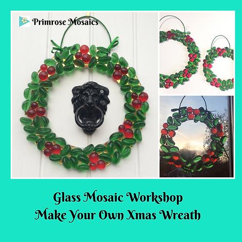 Xmas Wreath Making- Thursday 3rd Dec 7pm